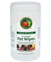 Pet ECOS Natural Pet Wipes
