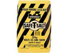 Safe-T-Salt - 20kg - Windsor Salt