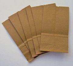 Kraft Paper Bags - 500/PK