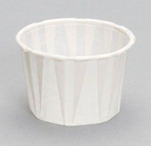 Harvest Paper Portion Cup - 2OZ - 5000/CS