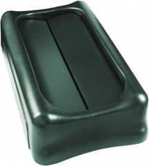 Rubbermaid - 1829400 - Trash Can & Recycling Container Lid [Slim Jim Swing Lid]