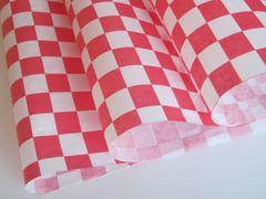 Wax Paper Checkered - 12 x 12 - 2000/CS
