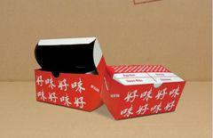 #4 Chinese Print - [0155] - 6 x 3 1/4 x 3 - 200/CS