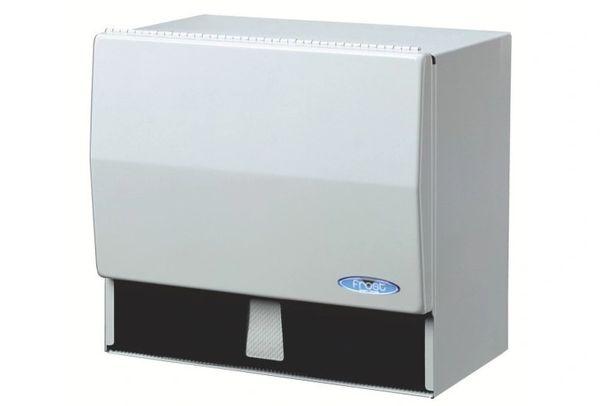 Paper Towel Dispenser, Universal - Frost