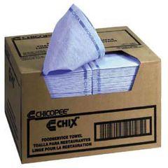 Food Service Towel - Blue - [CH6279] - Chix - 100/CS