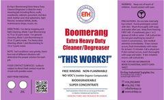 En Kay Boomerang Super Degreaser 4L - 4/CS