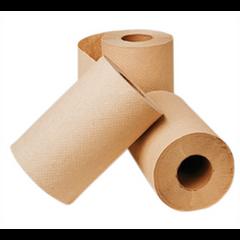 """Roll Paper Towel [24210] - Classique - Kraft - 8"""" x 205' - 24RL/CS"""
