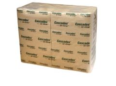Dispenser Napkins - 1 Ply, Moka - [2411] - Cascades ServOne - 6016/CS