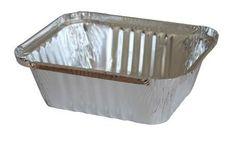 "HFA - [2059-30-1000] - 1 lb Oblong Container - [4"" x 5""] - 1000/CS"
