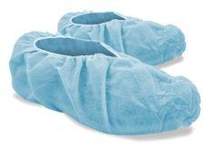 Shoe Covers - Anti Slip - [161-915B] - Blue - 1000PCS/CS