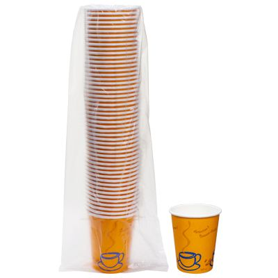 TOUCH - [20-004] - 8 OZ SINGLE WALL PAPER CUP - 1000/CS