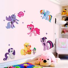 MY LITTLE PONY DIY WALL DECAL