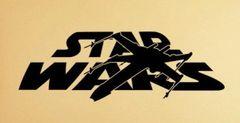 STAR WARS 3D WALL DECAL