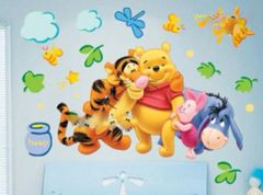POOH AND THE GANG