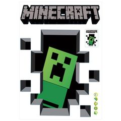 MINECRAFT THE CREEPER