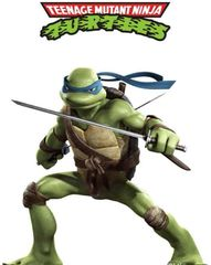 3D TEENAGE MUTANT NINJA TURTLES WALL DECAL