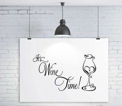 IT,S WINE TIME