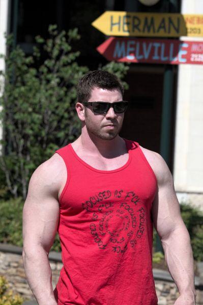 Men's Focused as F*ck Muscle Tanks; 2 Colors