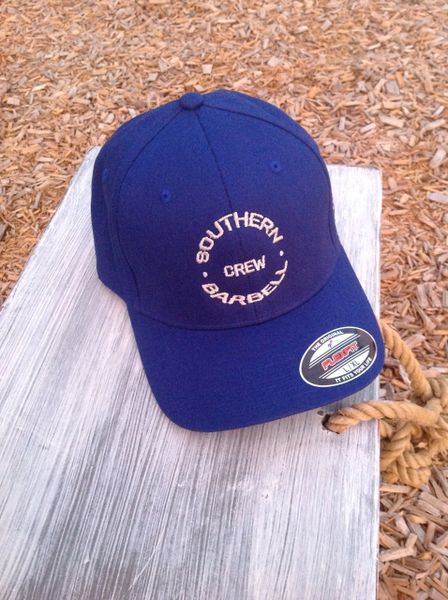 SBB Crew Royal Blue Fitted Hat