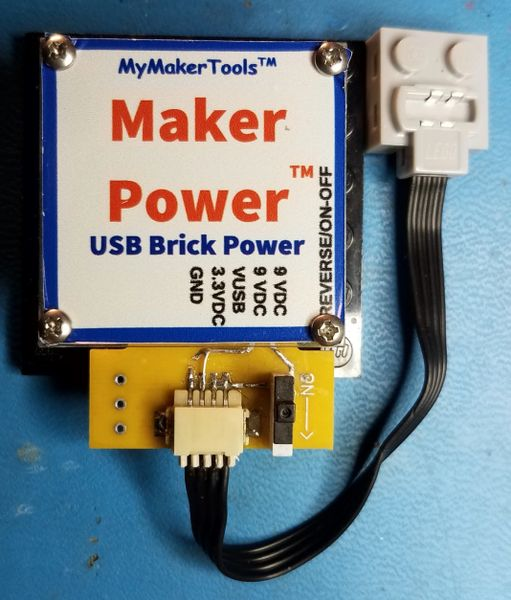 USB Brick Power Rev 1