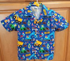 Shirt (Childs 5) with Brick Builder Motif