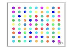 """The Modern Dot"" Canvas Print/Photo Print/Original"