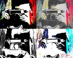"""Voyeur"" Canvas Print or Original"