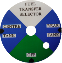 Forward Fuel Feeder System