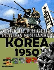 Platoon Commander: Korea 1950