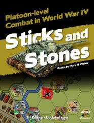 Platoon Commander: Sticks and Stones 2nd Edition