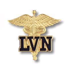 Licensed Vocational Nurse Pin