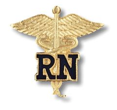 Registered Nurse Pin