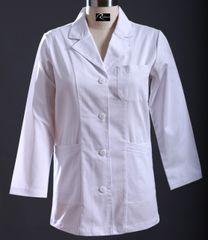 6106 - Lady's Lab Coat