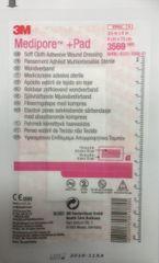 3M™ Medipore™ +Pad Soft Cloth Adhesive Wound Dressing - 9cm x 15cm