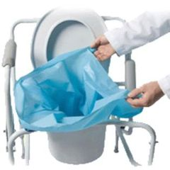 SANI- BAG Commode liner