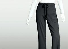 4232Petite - Grey's Anatomy - Drawstring/ Elastic Pant