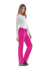 Low Rise Straight Leg Drawstring Pant - Petite