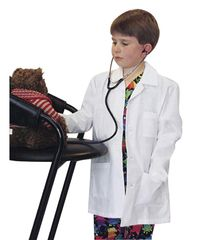 Child Size Lab Coat - 7003