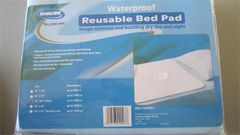 Water proof Reusable Bed Pad 36""