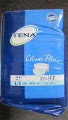 Tena Classic Plus Briefs - Large