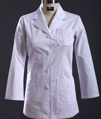 6114 - Lady's Lab Coat