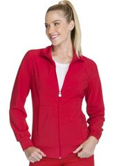 Infinity - Zip Front Warm-Up Jacket 2391A