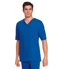 0103 Grey's Anatomy Men 3 Pocket Top