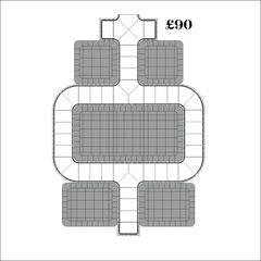28mm Scale Medium City Block