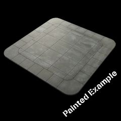 28mm Scale Small Building Base