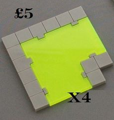 6mm Canal Corner Pack