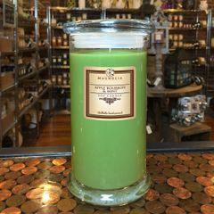 Apple Bourbon & Mint 18.5oz Soy Candle