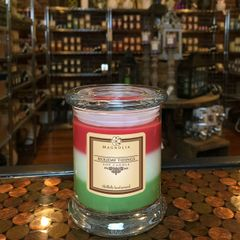 Holiday Tidings 10oz Soy Candle