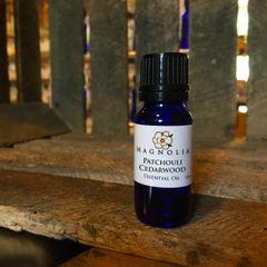Patchouli Cedarwood .5oz Essential Oil