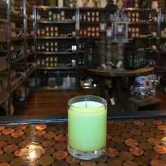 Yuzu 2.5oz Soy Candle in Glass